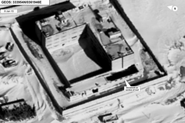 Massenmord in syrischem Gefängnis?