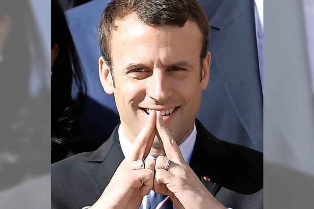 Olympia 2024 in Frankreich wird Chefsache