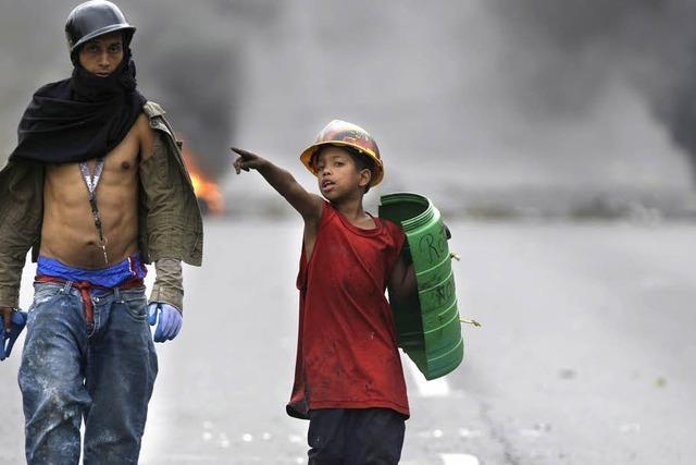 Venezuela im Ausnahmezustand
