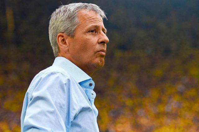 Wechselt Lucien Favre zu Borussia Dortmund?