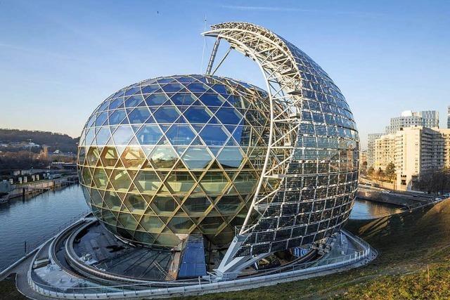 Das neue Kulturzentrum