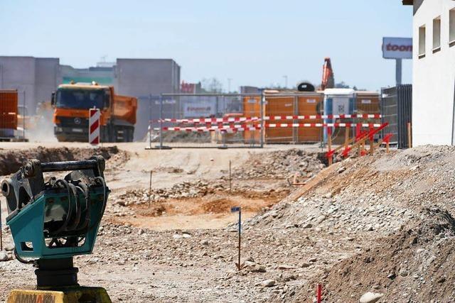 Rewe will Baustopp auf Brennet-Areal in Bad Säckingen erstreiten