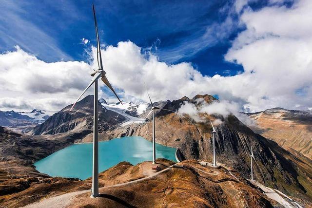 Schweiz will weg von Atomkraft – und Energie sparen