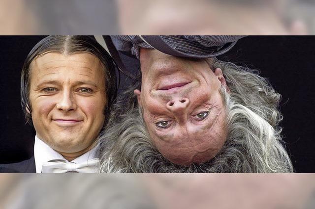 Gogol und Mäx im Ballhaus