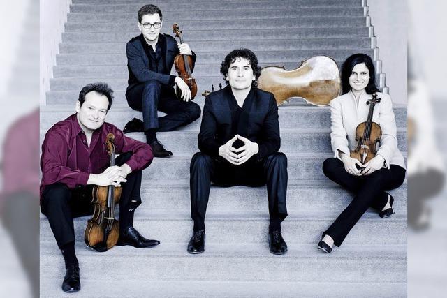 Belcea Quartet in Bonndorf