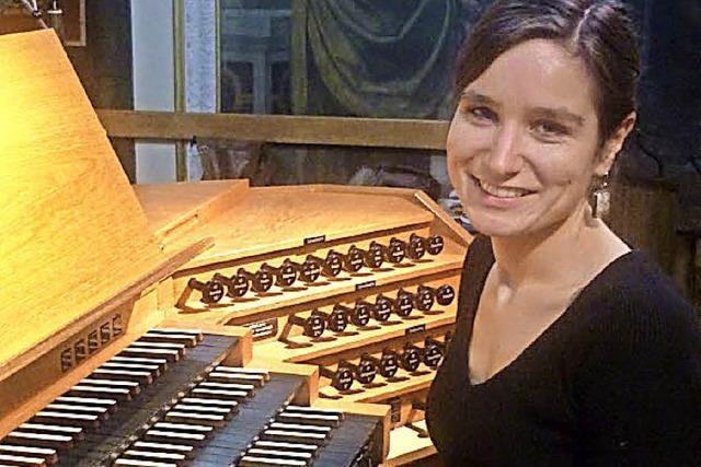 Orgelmusik zur Marktzeit im Fridolinsmünster Bad Säckingen