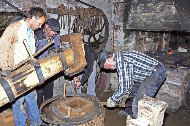 Neuer Hammer für alte Schmiede