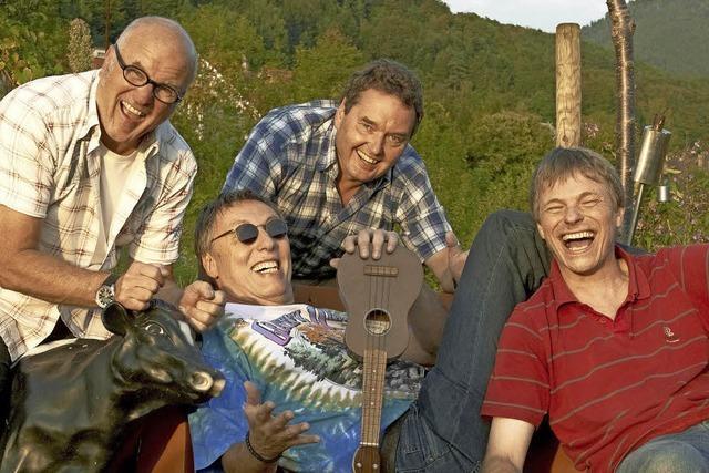 The Frederick Street Band in Emmendingen