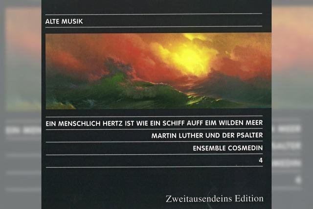 CD KLASSIK: Die Summe des Singens