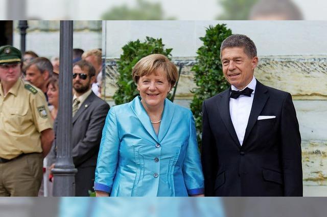 Die Flüchtlingskanzlerin Angela Merkel wird Romanfigur