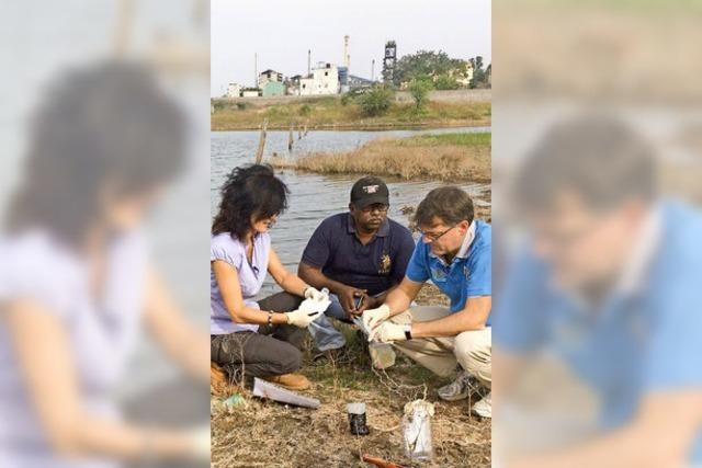 Christian Baars über resistente Erreger in Indien