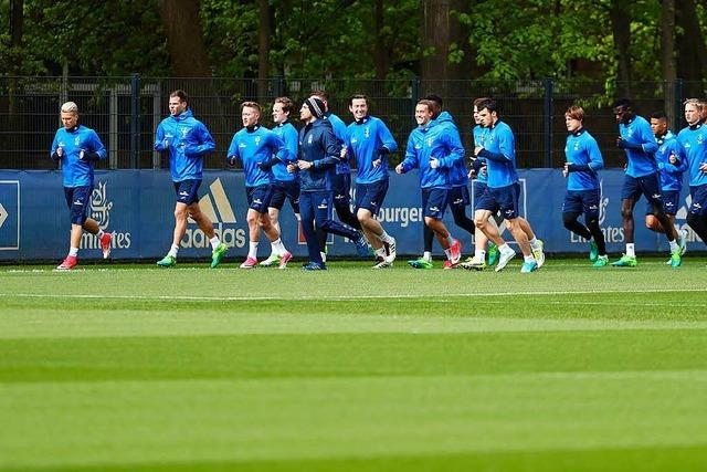 Hamburger SV steht vor Endspiel um Relegationsplatz