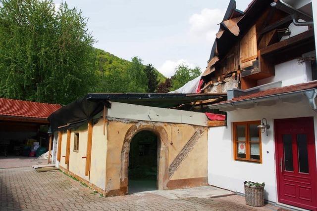Rheinfelden: Das älteste Haus in Herten macht Geschichte