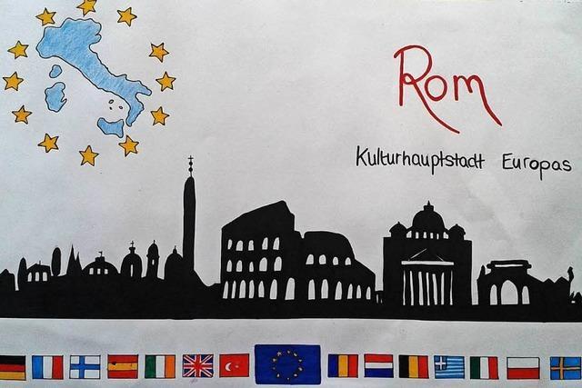 Realschüler sahnen mit Europa ab