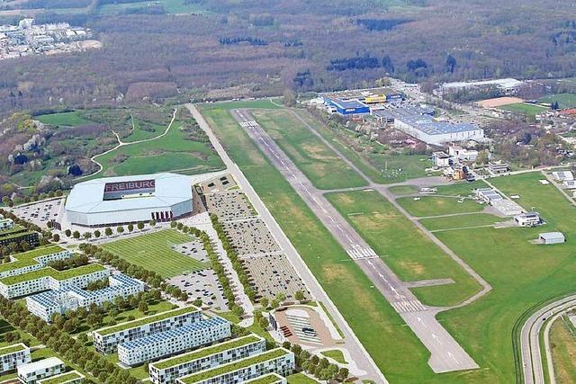 Stadion-Entwurf der Flieger kommt ins Spiel – ab Dienstag muss die Variante geprüft werden