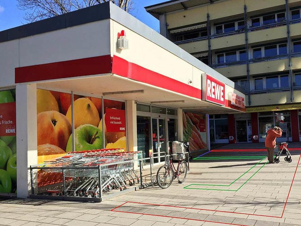 Freiburg Rewe