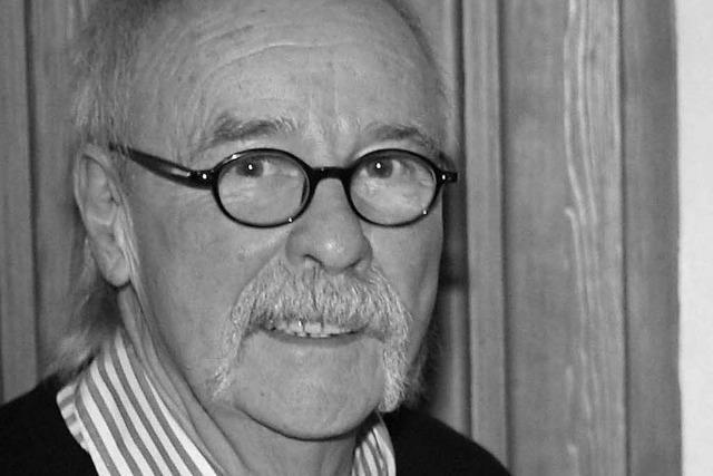 Er gab den Gewerkschaften in der Ortenau ein Gesicht: Trauer um Rolf Ruef