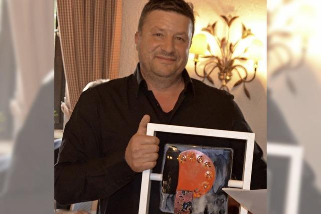 Auszeichnung für Rathberger