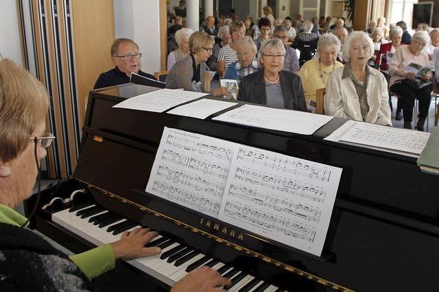 Sommerfest in St. Hildegard