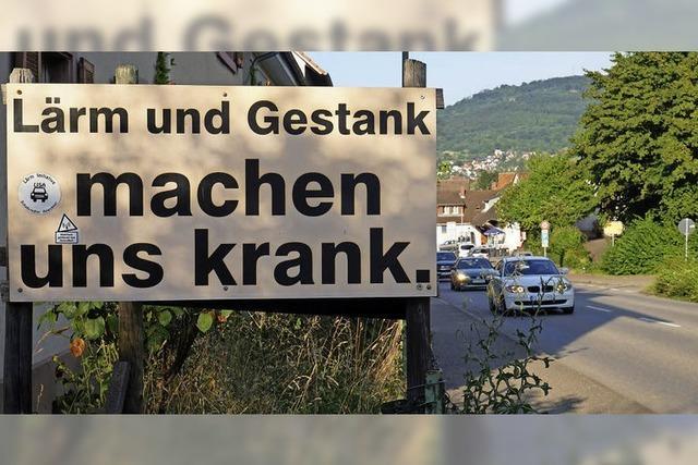 Tempo 30 in Schallstadt zeigt Wirkung
