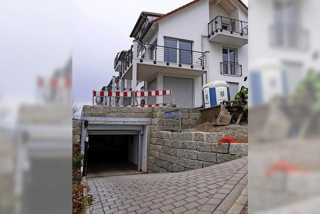 Zufahrt zur Tiefgarage soll umgebaut werden