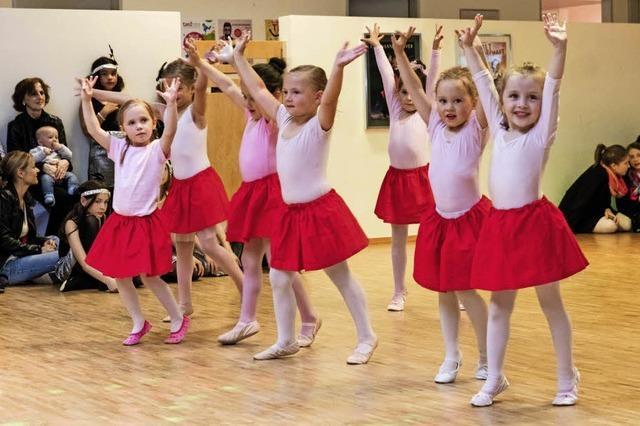 Ballett, Tanz und Akrobatik