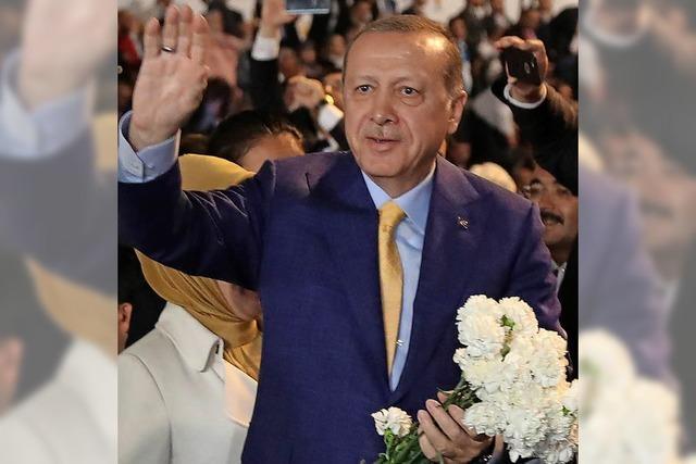 Erdogan baut seine Macht weiter aus