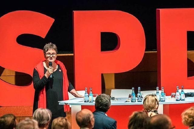Die SPD versucht, sich selbst Mut zu machen