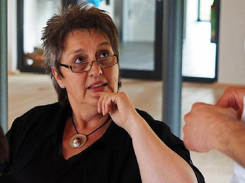 Die angehende Kuckucksnest-Koordinatorin Ute Stoll.  | Foto: Susanne Gilg