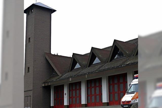 Blick hinter die Kulissen der Feuerwehr in Schluchsee