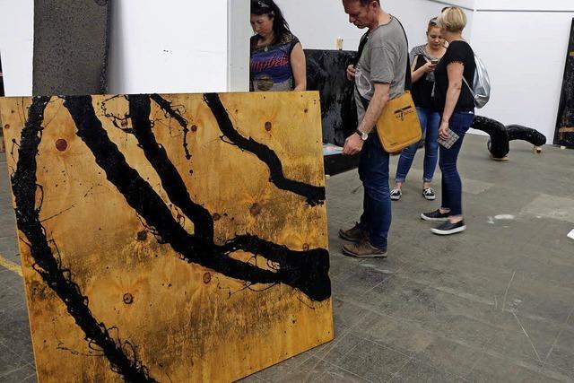 Kunst – so weitläufig wie das Gelände