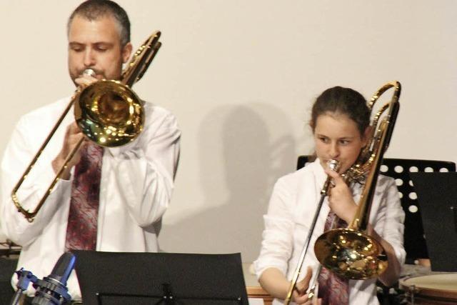 Ein besonderer Abend für Solisten und Schlagzeuger