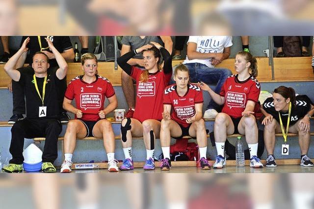 1844-Handballerinnen verpassen Landesliga-Aufstieg
