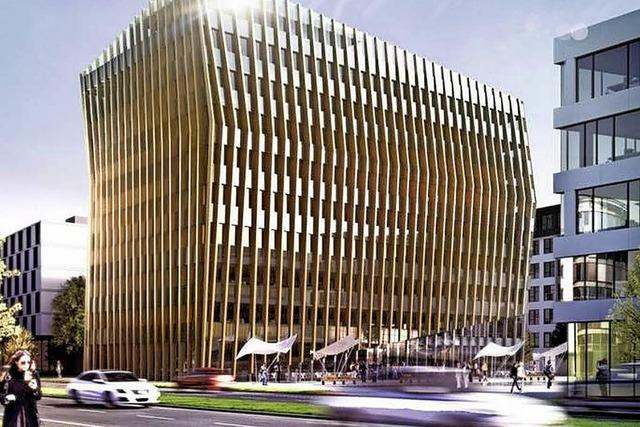 Gestaltungsbeirat diskutierte mehrere markante Gebäude