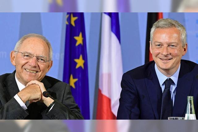 Zwei für den Euro