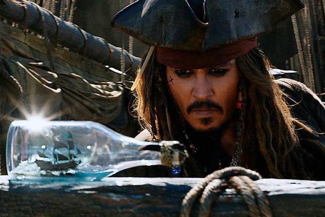 Innovationsfrei aber geglückt: Pirates of the Caribbean V