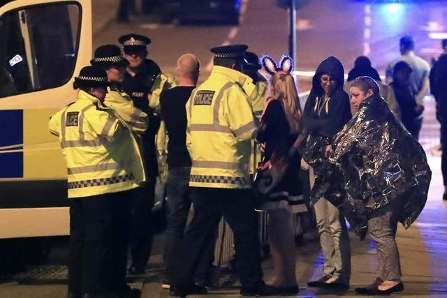Liveticker: Tote nach Explosion bei Konzert von Ariana Grande inManchester