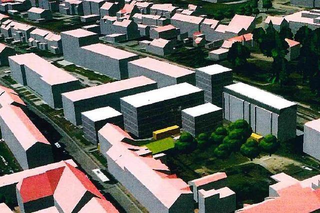 Baugenossenschaft Lörrach investiert 14 Millionen