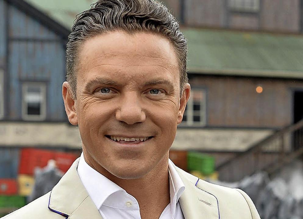 Stefan Mross sorgt für gute Laune.  | Foto: Schneider-Press