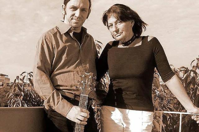Hella Boccara mit Hommage an Barbara in Weil am Rhein