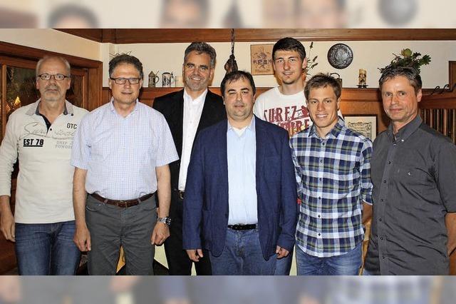 Führungswechsel beim TTSV Kenzingen