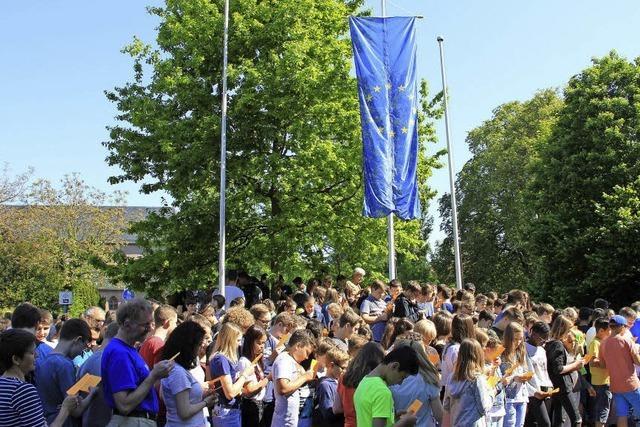 MPG-Aktion für Europa