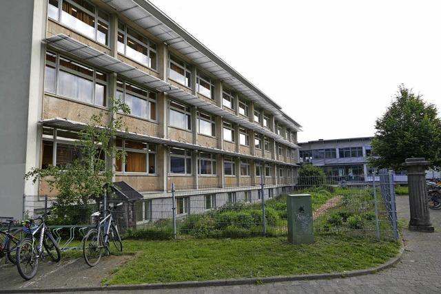 Die Schulen werden Baustelle bleiben