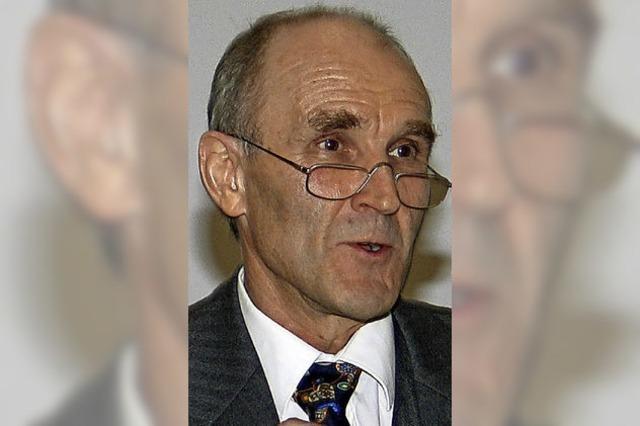 Der Lörracher Konrad Hoch ist gestorben