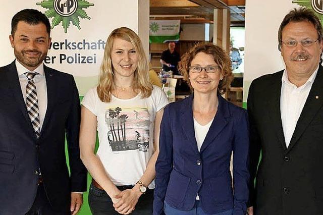 Gewerkschaft der Polizei: Andreas Heck jetzt an der Spitze