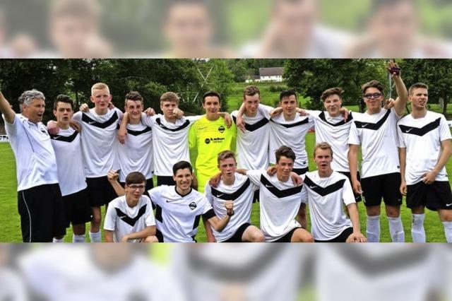 Der FC Steinen-Höllstein kommt