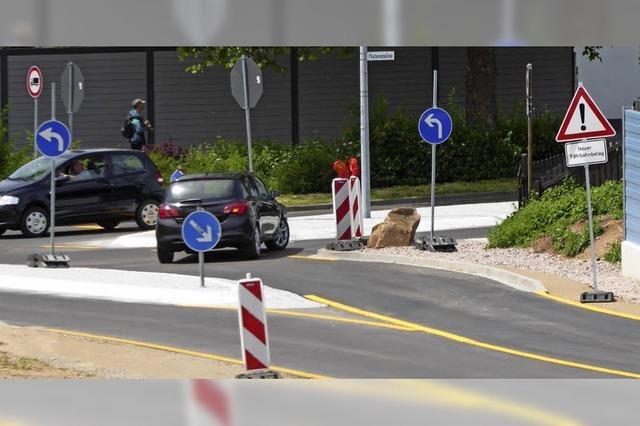 Illegale Abbieger: Befürchtungen Uffhofens werden wahr