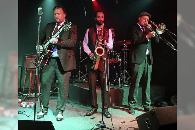 New Orleans Jazz ohne Retro und Vintage