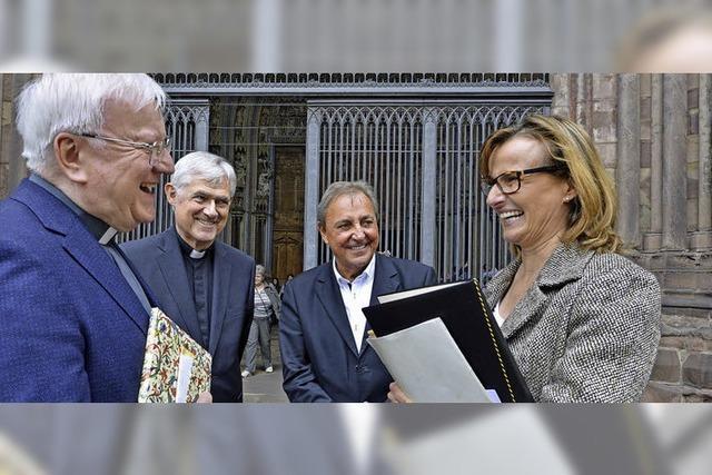 Förderung für das Münster
