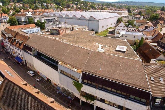 Kaufhaus Krauss: In das Projekt kommt Bewegung